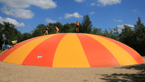 air trampoline sidijk