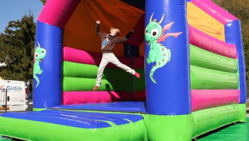 sidijk inflatable luchtkussen stormbanen