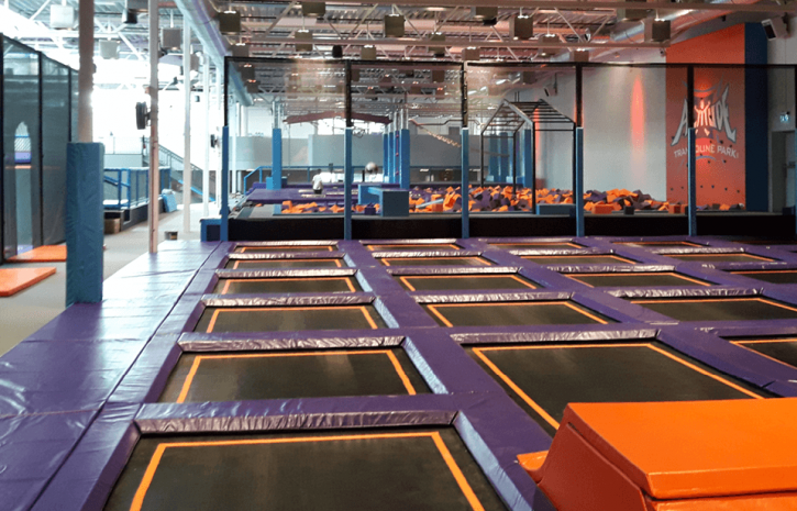 indoor-trampolineparken sidijk