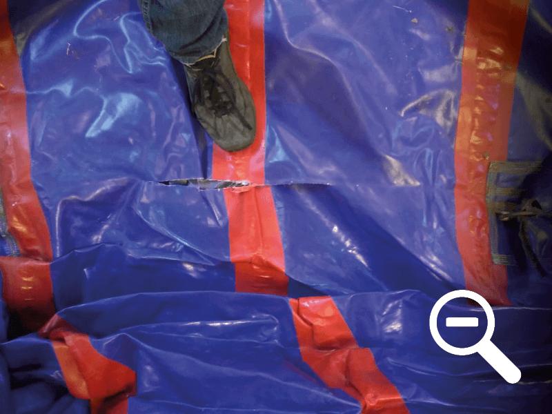 Sidijk reparation technical textile