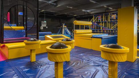Sidijk Parcs de trampolines Bounce Track