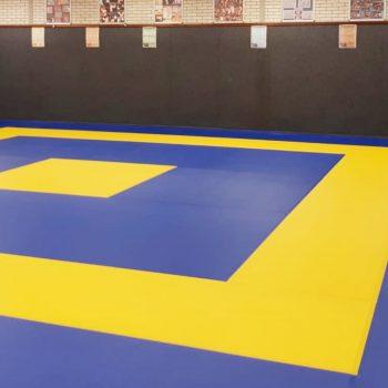 dojo vloeren sport judo