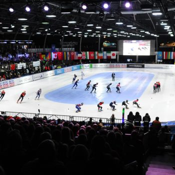 shorttrack world cup dordrecht