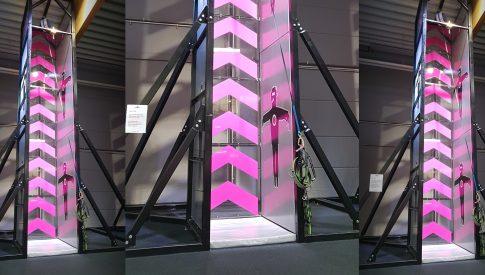 Sidijk Parcs de trampolines Spider Wall