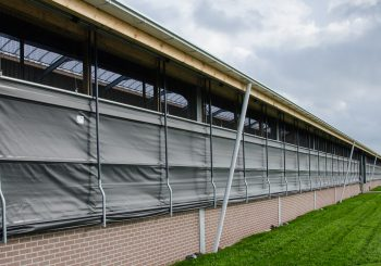 ventilatie agrarisch koeienstal