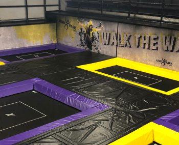 Sidijk Parcs de trampolines MaxAir Trampolines High Performance