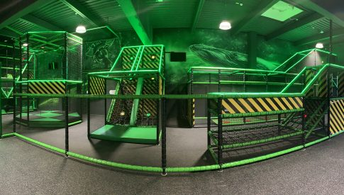 Freedom Gaming Arena - Trampoline park Airbase, Germany